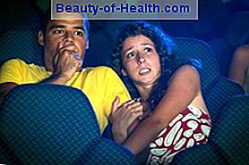 Scary movies curdle your blood